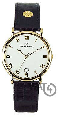 Часы CONTINENTAL Leather Sophistication 6374-GP157R