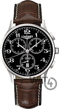 Часы LONGINES Olympic Collection L2.649.4.53.4