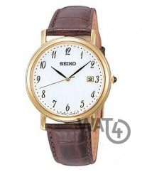 Часы SEIKO Leather Collection SKK648P