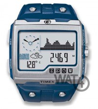 Часы TIMEX WS4 (Wide Screen 4 function) T49760