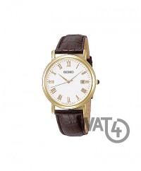 Часы SEIKO Leather Collection SKK650P