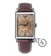 Часы ARMANI Classic Gents Rectangular AR0127