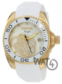 Часы INVICTA 0488 Women's Angel White Crystals