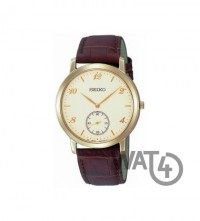 Часы SEIKO Leather Collection SRK014P