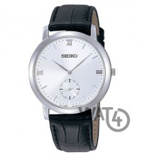 Часы SEIKO Leather Collection SRK015