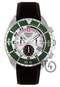 Часы SWISS MILITARY Sealander SM10904JSN03BK.H04A