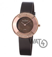 Часы SKAGEN Titanium Case with Crystals 669STRLD
