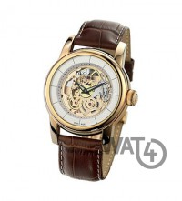 Часы PILO Tempo Skeleton Collection P0518HAGR