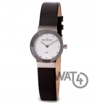 Часы SKAGEN Leather 358XSSLBC