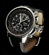 Часы SEIKO Chronograph Flight Master SNAB73P
