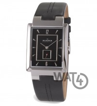 Часы SKAGEN Leather 324LSLB