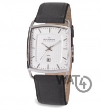 Часы SKAGEN Leather 243LSLC