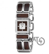 Часы FOSSIL Wood Watches ES2168