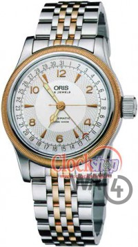 Часы ORIS Big Crown 754 7543 43 61 MB