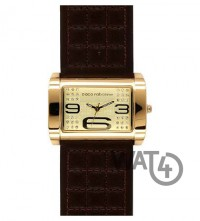 Часы PACO RABANE Lady Leather Rectangular PRD 655S/1EU
