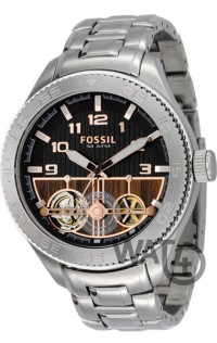 Часы FOSSIL Wood Watches ME1075