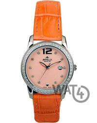 Часы APPELLA Leather Line Round 4014-3019
