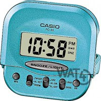 CASIO Digital Clocks PQ-30-3