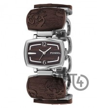 Часы FOSSIL Wood Watches ES2233