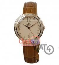 Часы APPELLA Leather Line Round 4028-4017