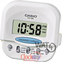 CASIO Digital Clocks PQ-30B-7
