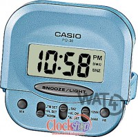 CASIO Digital Clocks PQ-30-2