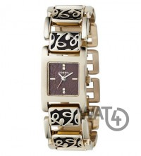 Часы FOSSIL Wood Watches ES2162