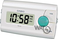 CASIO Digital Clocks PQ-31-7