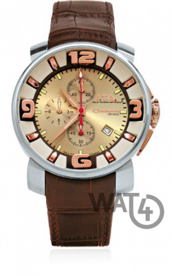 Часы I.T.A Casanova Chrono Brown