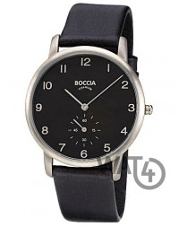 Часы BOCCIA The 3000 Watch Series BCC-3500-06