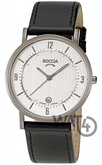 Часы BOCCIA The 3000 Watch Series BCC-3533-03
