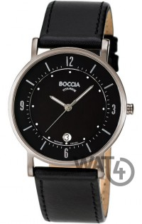 Часы BOCCIA The 3000 Watch Series BCC-3533-01