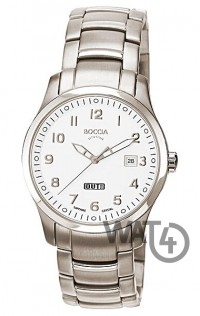 Часы BOCCIA The 3000 Watch Series BCC-3530-07