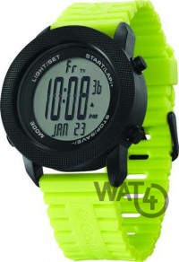 Часы Basecamp Black/Lime