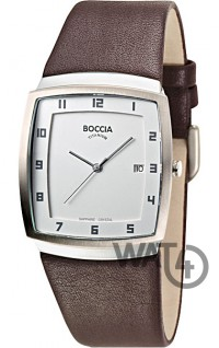 Часы BOCCIA The 3000 Watch Series BCC-3541-01