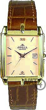 Часы APPELLA Leather 215-1012