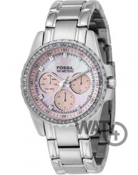 Часы FOSSIL Blue Multifunctional BQ9322