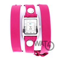 Simple Wrap Hot Pink