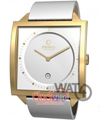 Часы OBAKU Unsorted V116UGIRW