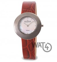 Часы SKAGEN Border Ring 569STLR4