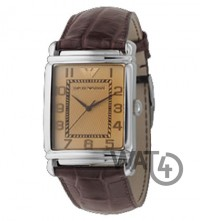 Часы ARMANI Classic Gents Rectangular AR0402