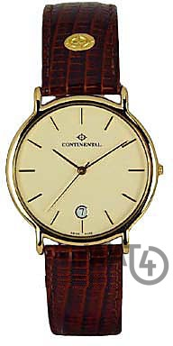 Часы CONTINENTAL Leather Sophistication 6374-GP156I