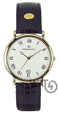 Часы CONTINENTAL Leather Sophistication 6374-GP157