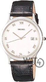 Часы SEIKO Leather Collection SKK199P