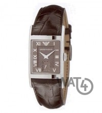 Часы ARMANI Classic Gents Rectangular AR0247