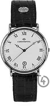 Часы CONTINENTAL Leather Sophistication 6374-SS157