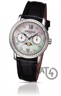 Часы FREDERIQUE CONSTANT Persuasion Moonphase Automatic FC-360MPWD2PD6