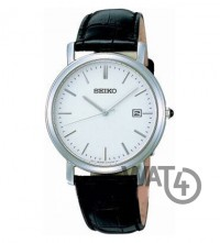 Часы SEIKO Leather Collection SKK645P