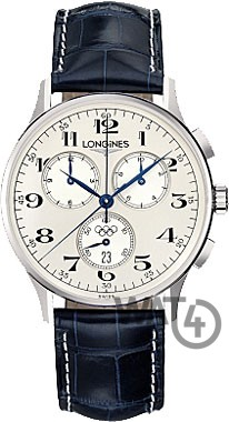 Часы LONGINES Olympic Collection L2.649.4.73.4