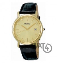 Часы SEIKO Leather Collection SKK646P